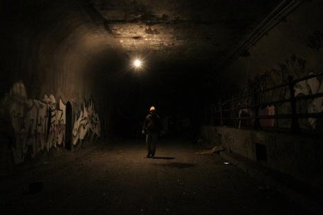 Tunnel Music - Jen Reimer & Max Stein | DESARTSONNANTS - CRÉATION SONORE ET ENVIRONNEMENT - ENVIRONMENTAL SOUND ART - PAYSAGES ET ECOLOGIE SONORE | Scoop.it