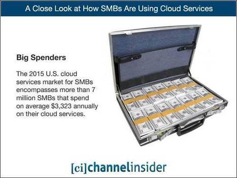 A Close Look at How SMBs Are Using Cloud Services | Agile Payments | 21st_Century Good: Social and Content | Scoop.it