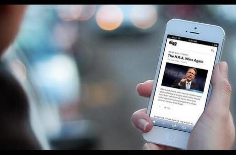 Digg, el nuevo lector RSS ahora es móvil - El Universal - Cartagena   Recursos para Podcast y Rss   Scoop.it