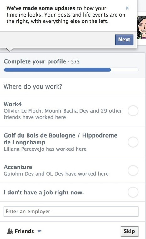 One More Reason that Facebook is a Great Platform for Recruiters and Jobseekers | Recrutement participatif | Scoop.it
