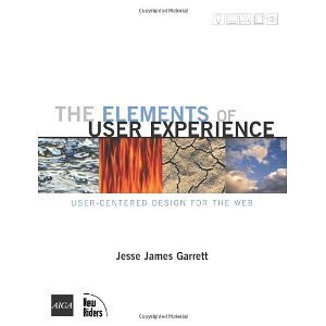 The Elements of User Experience: User-Centered Design for the Web | UXploration | Scoop.it