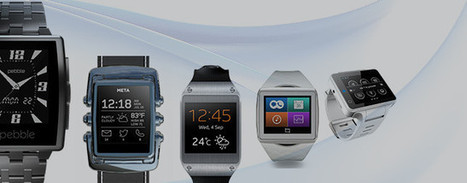 The Ultimate Smartwatches Review by Wearable Technologies   Wearable Technologies   Wearable Technologies   Scoop.it
