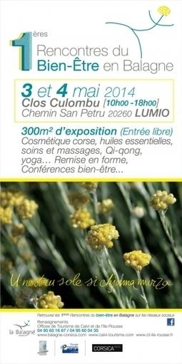 Rencontres du bien-être en Balagne | Balagne Tourisme | Scoop.it