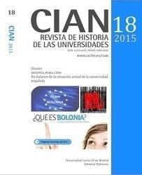 CIAN-Revista de Historia de las Universidades | Anaquel de libros, blogs y videos | Scoop.it