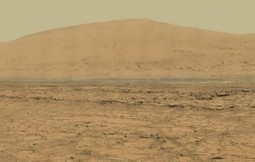 WIRED: 4-Billion-Pixel Panorama From Curiosity Rover Brings Mars to Your Computer Screen | Amazing Science | Scoop.it