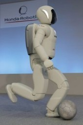 Honda Robotics Unveils Improved ASIMO | Robots and Robotics | Scoop.it