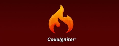 Du développement PHP avec CodeIgniter ! - Laurent MOREL | CodeIgniter PHP | Scoop.it
