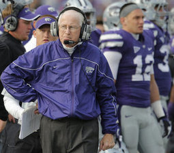 Bill Snyder's way fits Kansas State hoops, too | Wichita Eagle | All Things Wildcats | Scoop.it