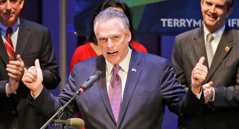 Terry McAuliffe's tough immigration talk in '07 - Katie Glueck | NaFFAA Voices for Immigration Reform | Scoop.it