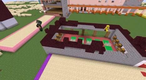 Utilisation pédagogique du jeu vidéo Minecraft au collège - Ludovia Magazine | SeriousGame.be | Scoop.it