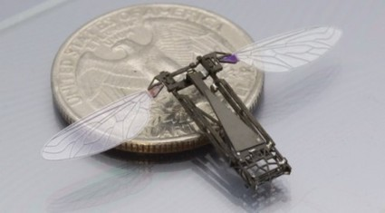 Building a Robotic Bee With MEMS 3D Printing | BarFabLab | Scoop.it
