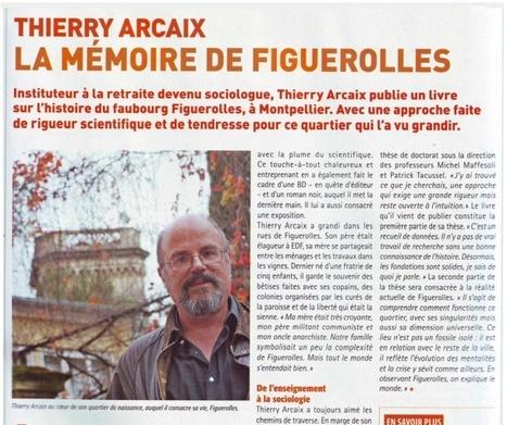 Le quartier Figuerolles à Montpellier : imaginaire et lien social | Thèse en sociologie | Nos Racines | Scoop.it