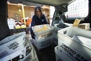 Postal Service to say goodbye to mail delivery on Saturdays | It's Show Prep for Radio | Scoop.it