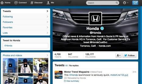 Video Marketing by Honda | Social Media Today | Social Media | Scoop.it