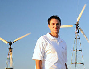 California Startup Turns Old Wind Turbines Into Gold   InsideClimate News   Sustain Our Earth   Scoop.it