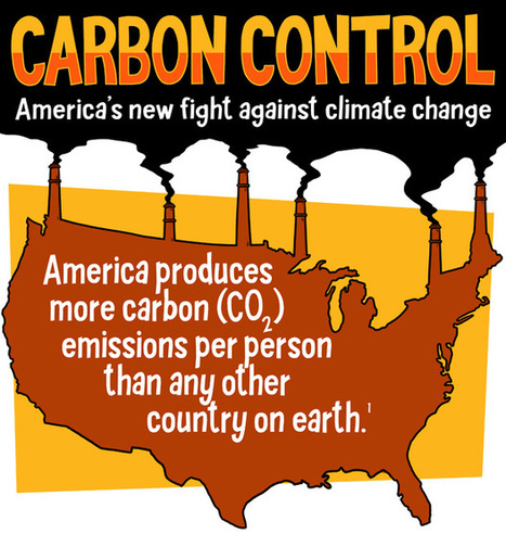 Carbon Control: What America's New Climate Change Offensive Looks Like | Messenger for mother Earth | Scoop.it