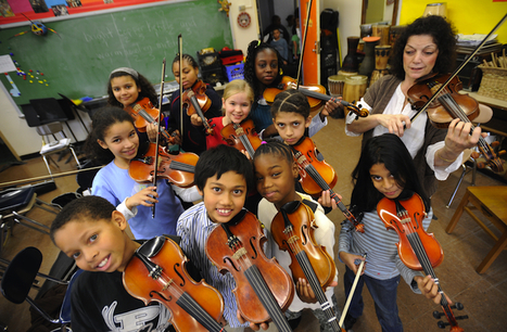 It Turns Out Funding Music Education Costs Less Than Everyone Thought | Music Education | Scoop.it