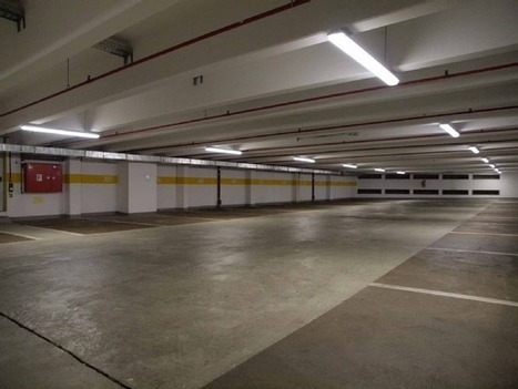 Parking garage saves 70 percent on energy with Osram Duris ... | Outdoor LED lighting | Scoop.it