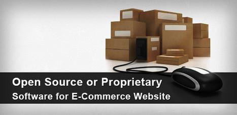 Open Source vs Proprietary Software for E-Commerce Website - OpencartNews   ecommerce   Scoop.it