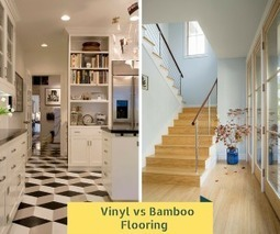 Vinyl vs bamboo flooring - pros and cons | How Cleaners Clean | Cleaning Services | Scoop.it