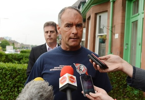 Tommy Sheridan 'steps aside' from Solidarity role and vows Rupert Murdoch battle | My Scotland | Scoop.it