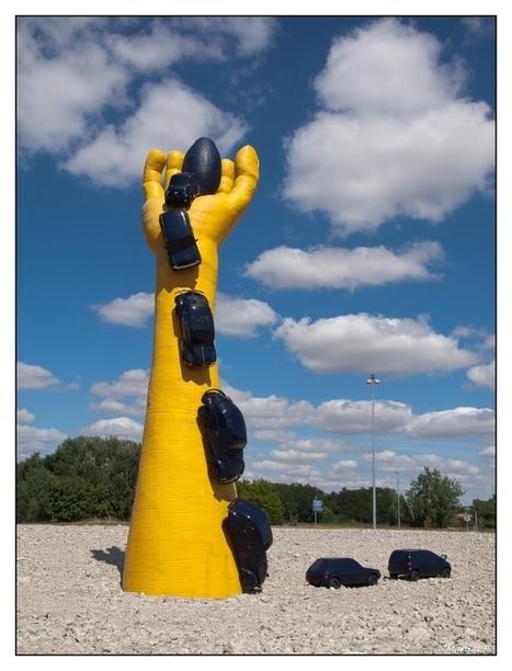 La #CGT prend la main (jaune) à #Chatellerault   Chatellerault, secouez-moi, secouez-moi!   Scoop.it