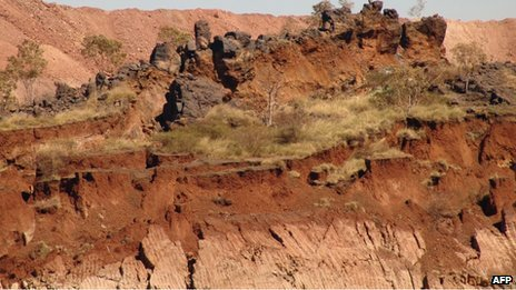 Miners desecrated Aboriginal site | Archaeology News | Scoop.it