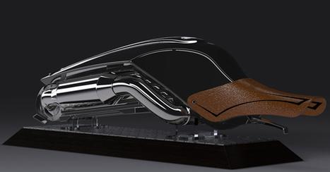 The Jet - Handheld Vacuum by Jurmol Yao | Beauty Enhancers | Scoop.it