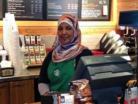 A Journey From Immigrant To U.S. Citizen, Via Starbucks | Gov & Law - Hope Schuster | Scoop.it