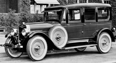 Historical Website #1: December 1927, Ford Introduces the Model A | Ford Motor Company ( 1919-1929 ) | Scoop.it