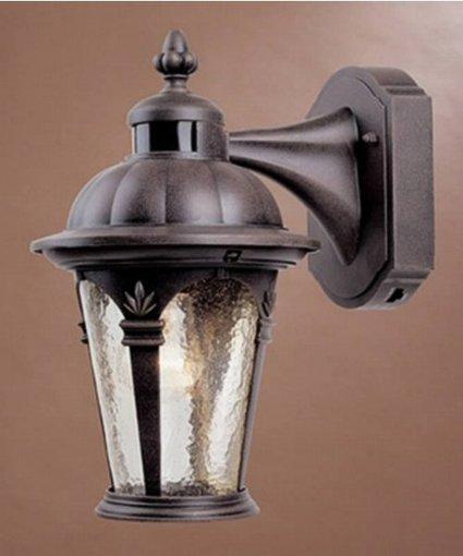 "Designers Fountain 13""h Motion Detectors 1-Light Outdoor Security Light Autumn Gold | Home Decors & Lighting | Scoop.it"