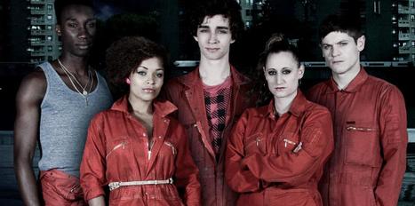 """""""Misfits"""", la meilleure série teen du moment   Série MISFITS   Scoop.it"""