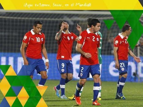 Igreja/Desporto: Bispos do Chile com página dedicada ao Mundial de Futebol | religare | Scoop.it