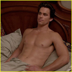 Matt Bomer: Shirtless Sexy in Recent 'White Collar' Episode! | Paris-Confidential | Scoop.it