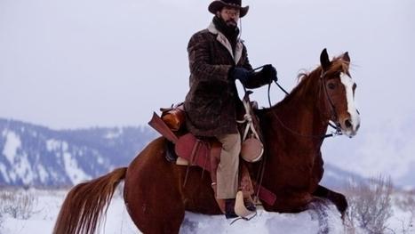 Jamie Foxx's horse, Cheetah, stars in Django Unchained   HorsesOne   Scoop.it