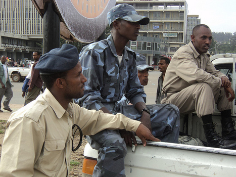 ETHIOPIA MAMAYE: An Ethiopian court has jailed three opposition politicians for life and a journalist for 18 years. They were among 20 out of 24 defendants c | HumanRight | Scoop.it