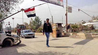 Yle Uutiset Damaskoksessa: P&auml;iv&auml; tiesululla yhdess&auml; Syyrian armeijan<br/>ja kapinallistaistelijoiden kanssa   Syyria   Scoop.it