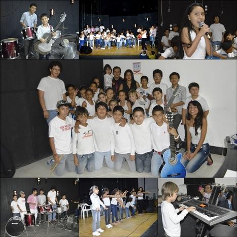 Escuela de Artes y Música Naiot Impacta la ciudad de Ibagué | mciibague | Scoop.it