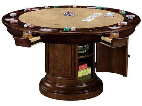 Multi Game Tables For Your Convenience | Chess Boards and Pieces | Scoop.it