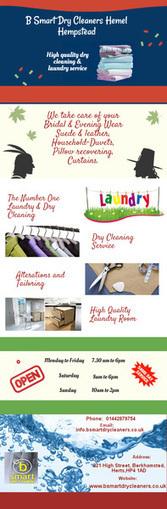 B Smart Dry Cleaners in Hemel Hempstead | B Smart Dry Cleaners | Scoop.it
