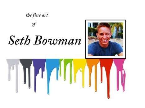 SpotLife: Seth Bowman | IN THE G.A.P | GLBT Advocacy | Scoop.it