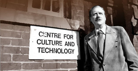 The Marshall McLuhan Global Research Network | new media | Scoop.it
