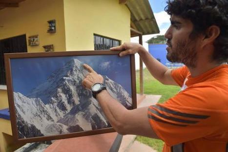 Amputé des deux pieds, il s'apprête à gravir le K2, sans oxygène | Neige et Granite | Scoop.it