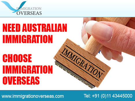 Australian Immigration Easy with Immigration Expert | Immigration Overseas | Scoop.it