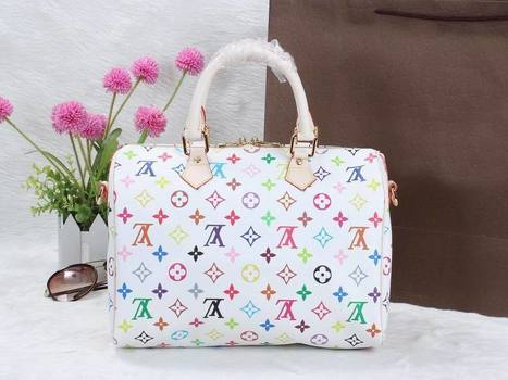 Louis Vuitton 40391 White Pillow Bag - £138.80 | I found the Bags Home | Scoop.it
