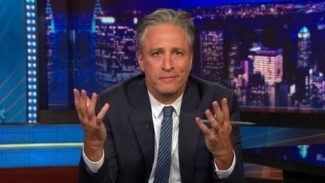 Jon Stewart opts against jokes, calls Charleston shooting 'terrorist attack' | educational implications | Scoop.it