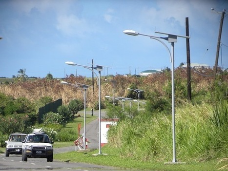 IPS – Solar Streetlights Light the Way Toward Green Energy in Caribbean | Inter Press Service | Sustain Our Earth | Scoop.it