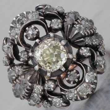 What To Know When Buying An Antique Engagement Ring | Antiques & Vintage Collectibles | Scoop.it