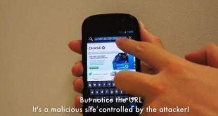 Une belle faille de sécurité Android concerne un milliard de terminaux | 16s3d: Bestioles, opinions & pétitions | Scoop.it