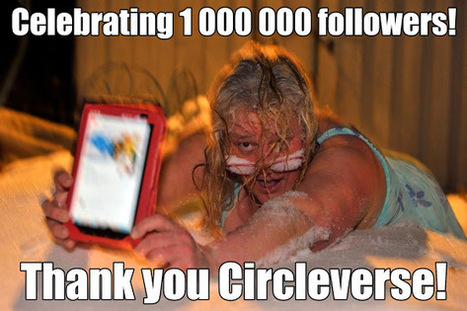 I just had to do this... One million Followers on Google+! | GooglePlus Expertise | Scoop.it